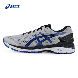 Original ASICS Men Shoes Breathable Anti-Slippery Hard-Wearing Running Shoes Encapsulated Sports Shoes Sneakers Tennis shoes
