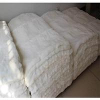 Настоящий настоящий Рекс кроличья шкура пластина меховой ковер ремесло аксессуар кожаный плед декоративные одеяла ковры и заботы для гост