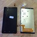 Qualidade superior branco preto completa lcd screen display toque digitador assembléia para lenovo a536 smartphone peças de reposição