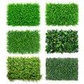 Искусственный газон имитация растения Ландшафтный Декор стены зеленый пластик газон Дверь Магазин изображение фон трава Флорес