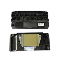 DX5 printhead F186000 For Epson R1900 R2000 R2880 R2400 print head DX5 print head first encrypted solvent inkjet printer head