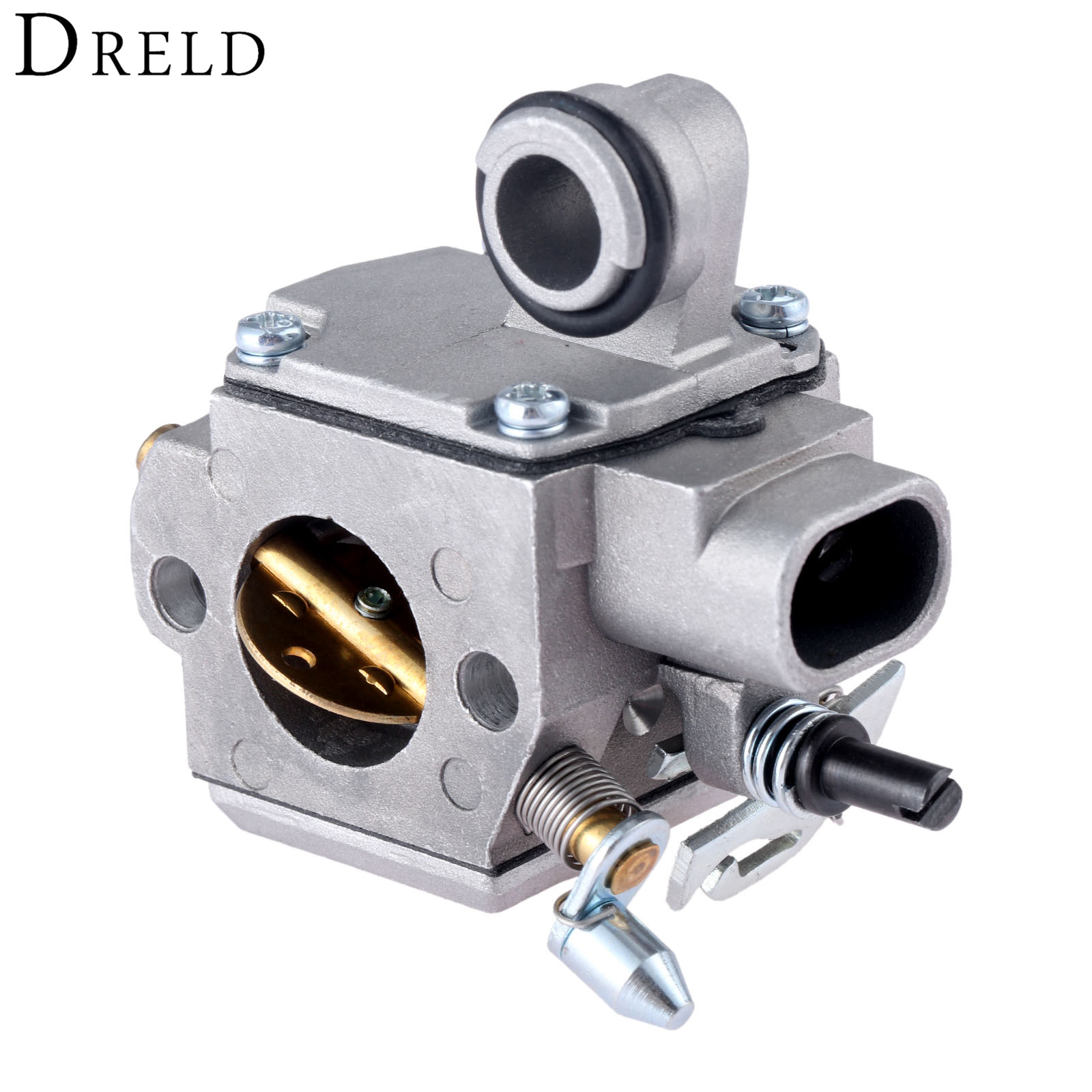 DRELD Chainsaws Carburetor Carb For STIHL MS361 MS 361 Rep 1135 120 0601 Chainsaw Replacement 2-Stroke Garden Power Tools