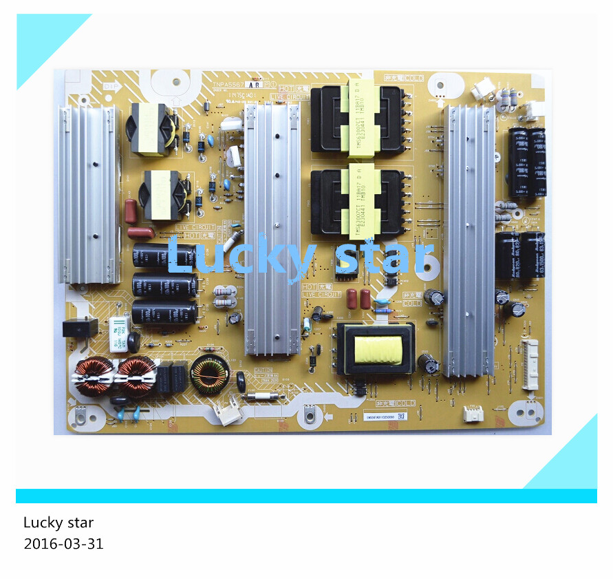 Original power supply board TNPA5567 TH-P50ST50C P55ST50C P60ST50C jf0501 32636 power supply