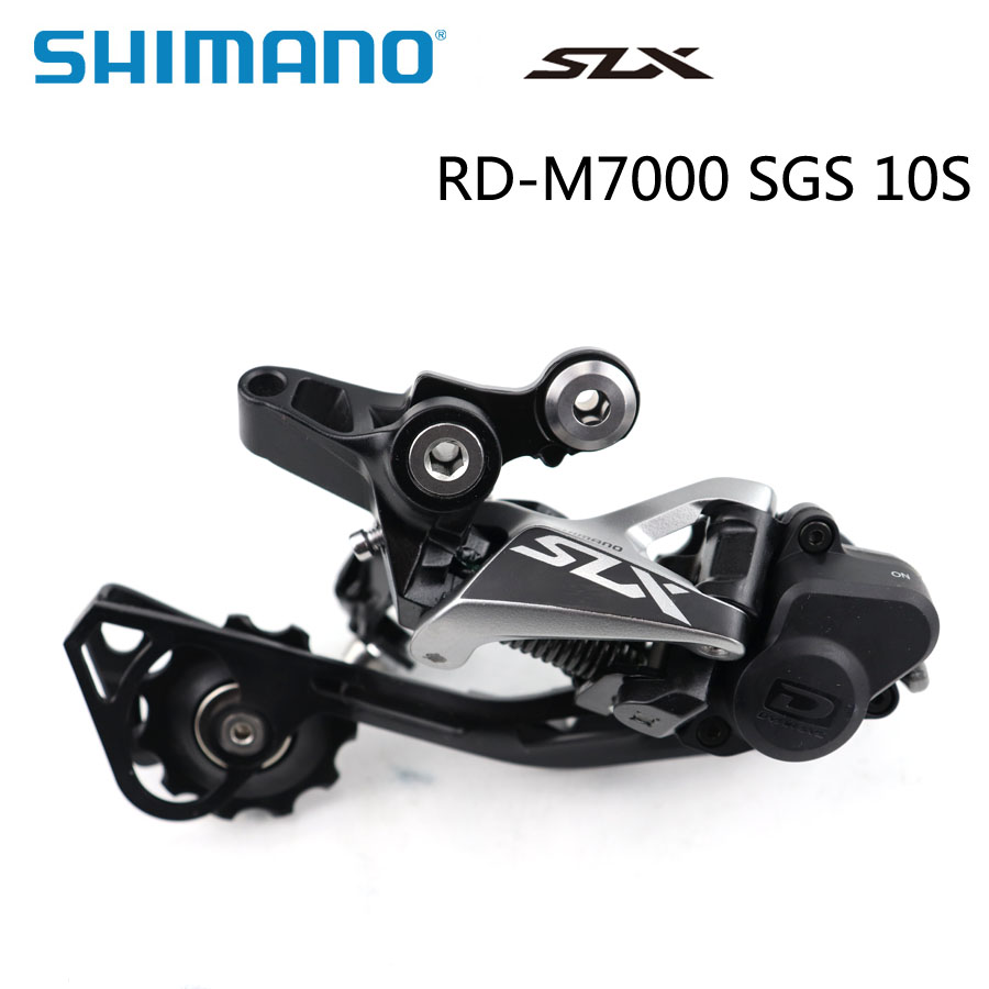 SHIMANO SLX RD M7000 10S 11S Rear Derailleur GS 11s SGS 10s Shadow MTB bike Rear Derailleurs Mountain Bicycle Parts