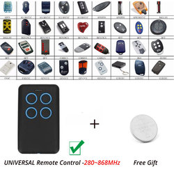Fixed Code & Rolling Code Remote Clone/Duplicator Multi frequency copy 280-868mhz