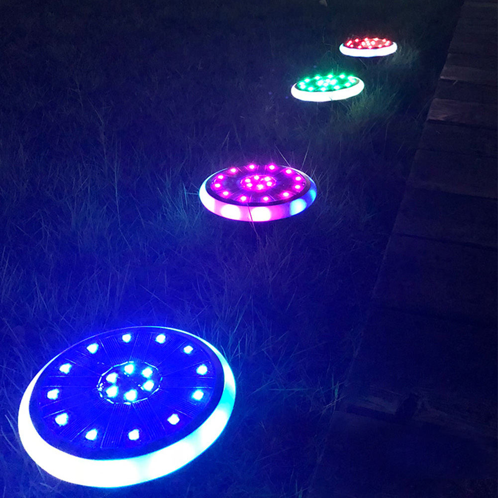 ABS Led Decoration Yard Outdoor Landscape 2PCS Light Control Waterproof Solar Energy Lawn Lamp Garden Easy Install Space SavingABS Led Decoration Yard Outdoor Landscape 2PCS Light Control Waterproof Solar Energy Lawn Lamp Garden Easy Install Space Saving