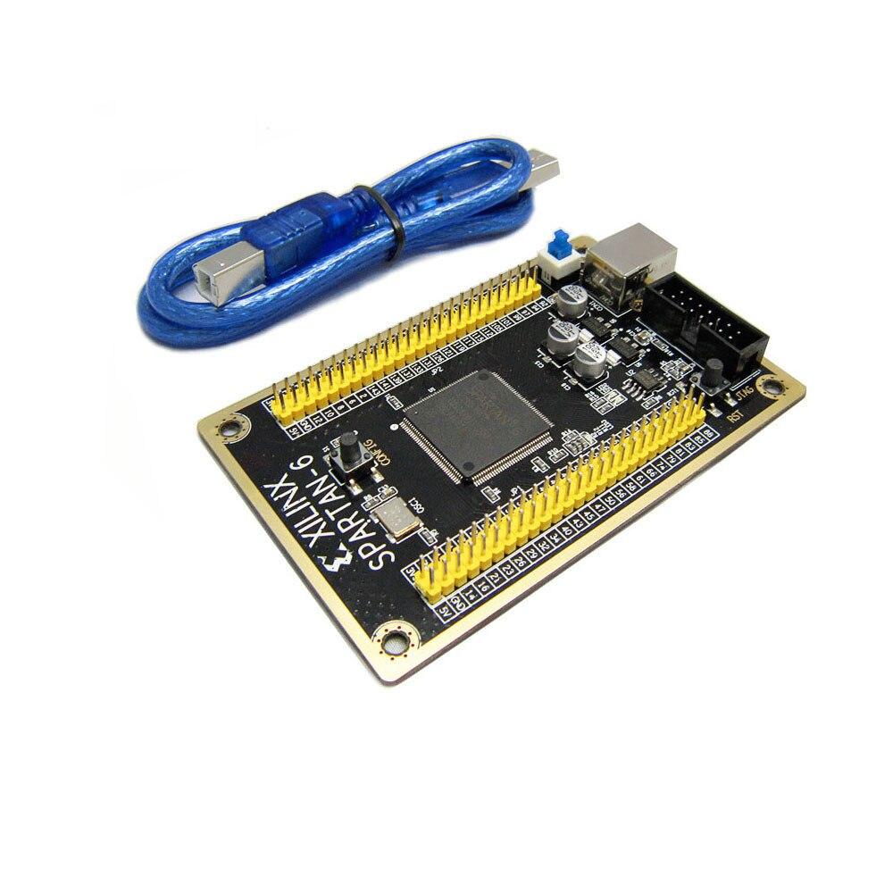 Xilinx FPGA Development Board Xilinx Spartan-6 XC6SLX9 Spartan6 Circuit Board Demo Board
