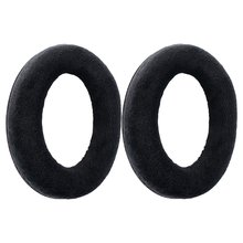 Replacement Ear Pads for Sennheiser HD515 HD555 HD595 HD598 HD558 PC360 Headphones Earpads Cushion Cover with Memory Form