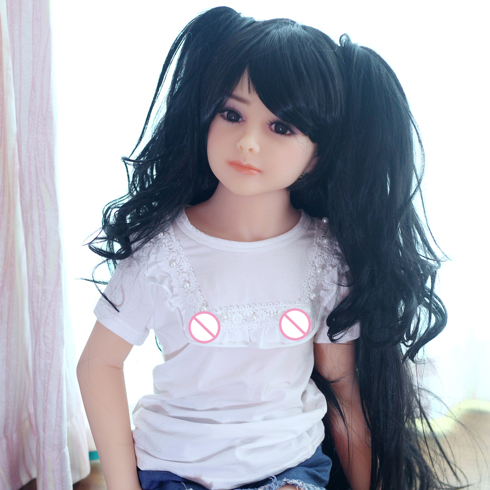 High Quality 100cm Reallife Cute Pretty Girl Mini font b Sex b font font b Doll