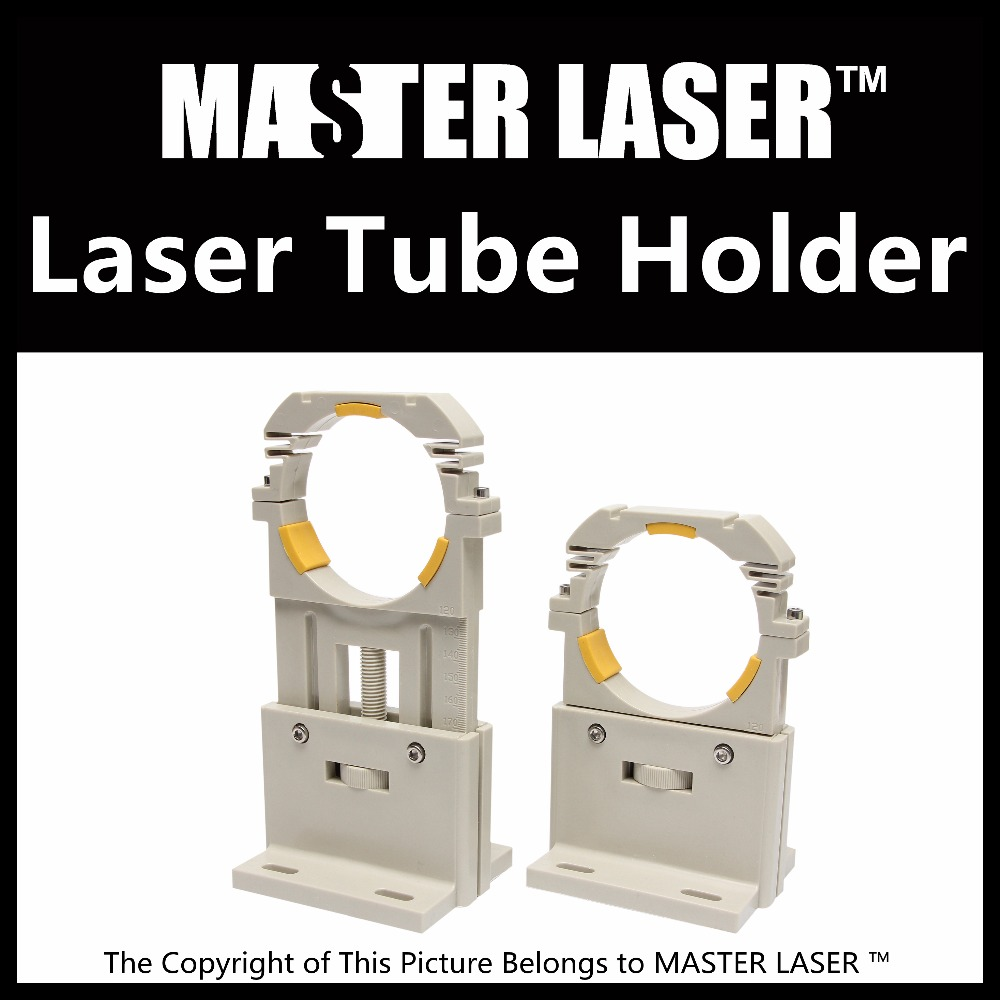 Best Quality  Laser Tube Holder for 100w 120w 150w Laser Tube Dia 80cm Laser Tube Holder Laser Tube Support hot sell high quality cw3000 water chiller cooling laser tube for laser machine
