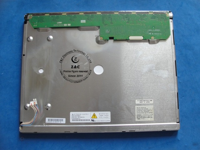 "AA150XN01 + כיתה מקורית 15 ""תצוגת LCD עבור ציוד תעשייתי"