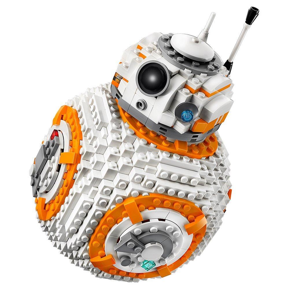05128 Star Wars BB8 Robot Set Genuine 1238Pcs Star Plan legoings Series 75187 Set Building Blocks Bricks Toys As Christma цена