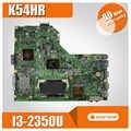 X54HR Moederbord I3 Grafische HD7470 Rev: 3.0 Voor Asus X54H X54HR X54HY K54HR Laptop Moederbord X54HR Moederbord X54HR Moederbord