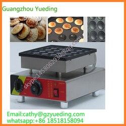 CE Teflon non-stick coating Poffertjes grill /waffle baker/waffle making machine