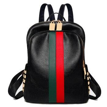 Σικ backpack με τρουκς και διχρωμία Γυναικείες Τσάντες - Backpacks Τσάντες - Πορτοφόλια Αξεσουάρ MSOW