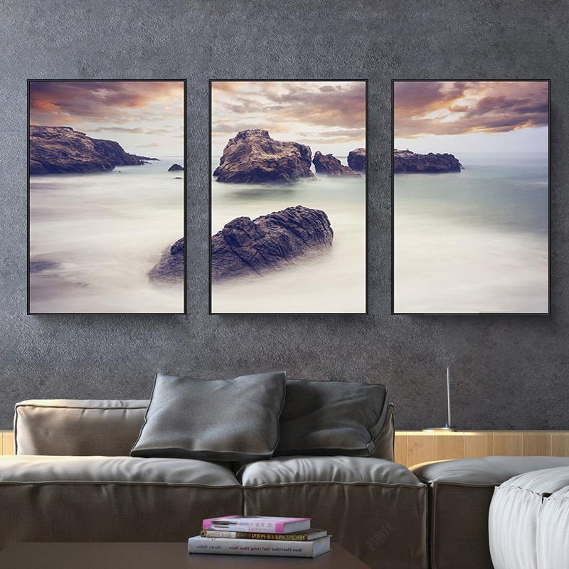 2018 New Modern Living Room Beach Landscape Triptych Diamond Paintings Full Drilling Simple Bedroom Diamond Painting Embroidery 2018 New Modern Living Room Beach Landscape Triptych Diamond Paintings Full Drilling Simple Bedroom Diamond Painting Embroidery