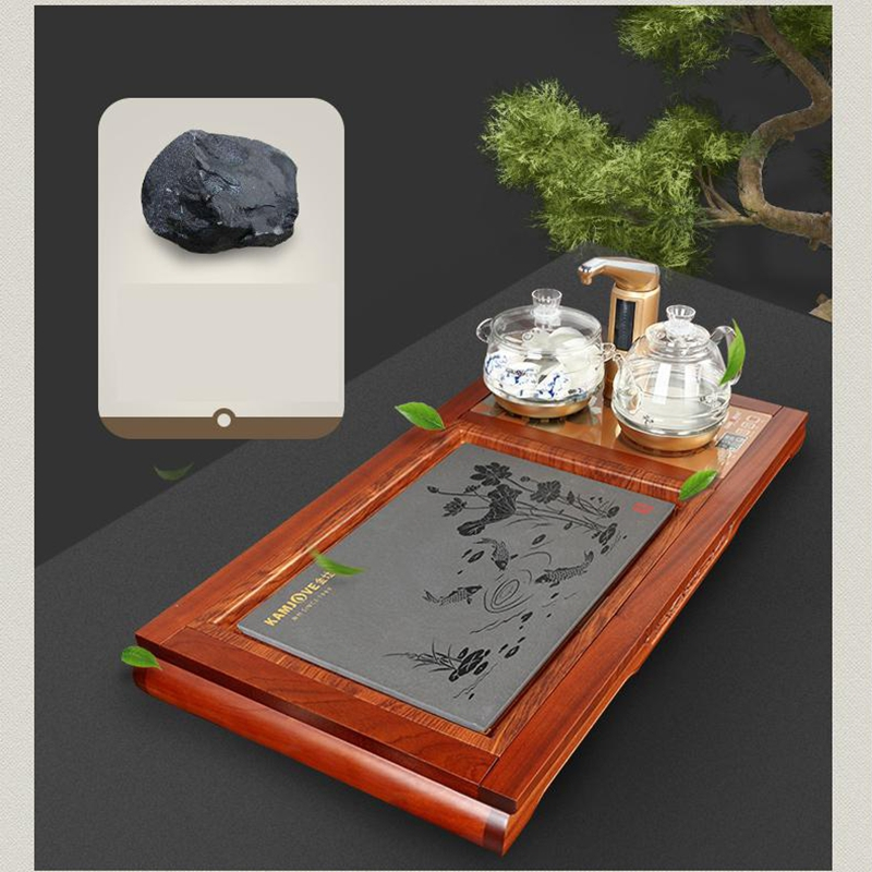 KAMJOVE K 515 Wenge tea tray Wood carving make tea machine intelligent tea art stove whole