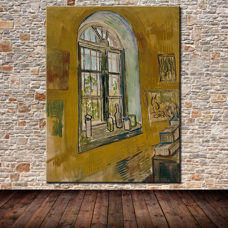 Achetez en gros maisons de soins infirmiers photos en ligne des grossistes maisons de soins - Peinture a l huile van gogh ...