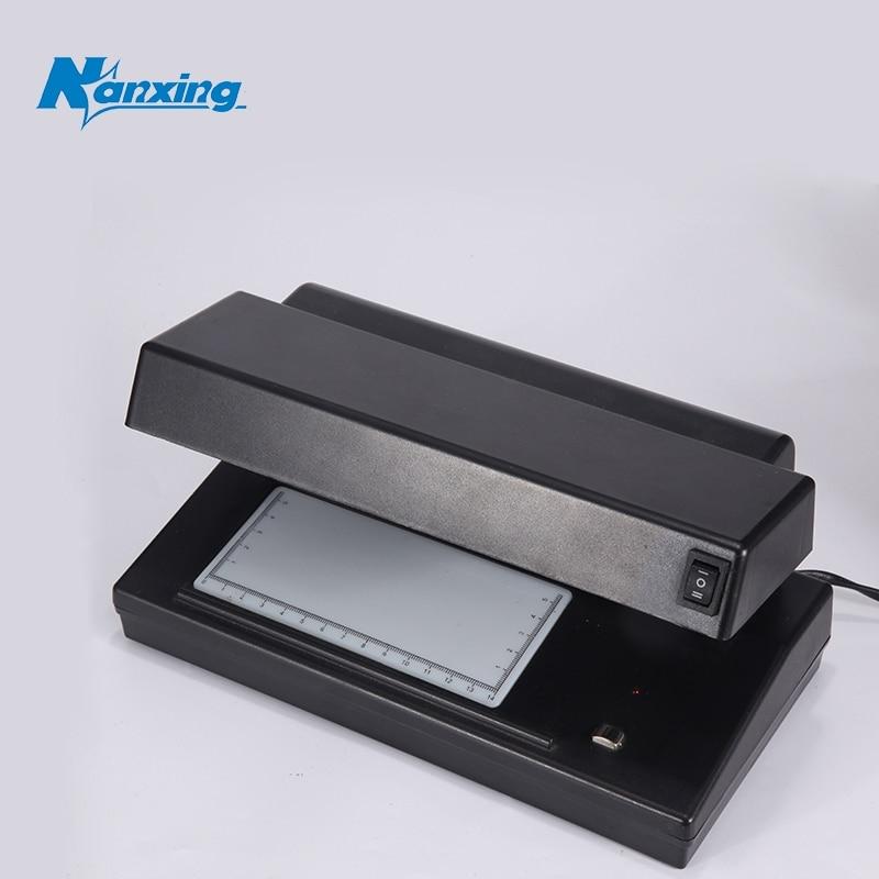 [Nanxing] Pengar detektor UV Lamp Billdetektering för falsk monry - Kontorselektronik