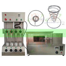 Automatic pizza cone maker machine,pizza oven electric 220v,conical pizza machine