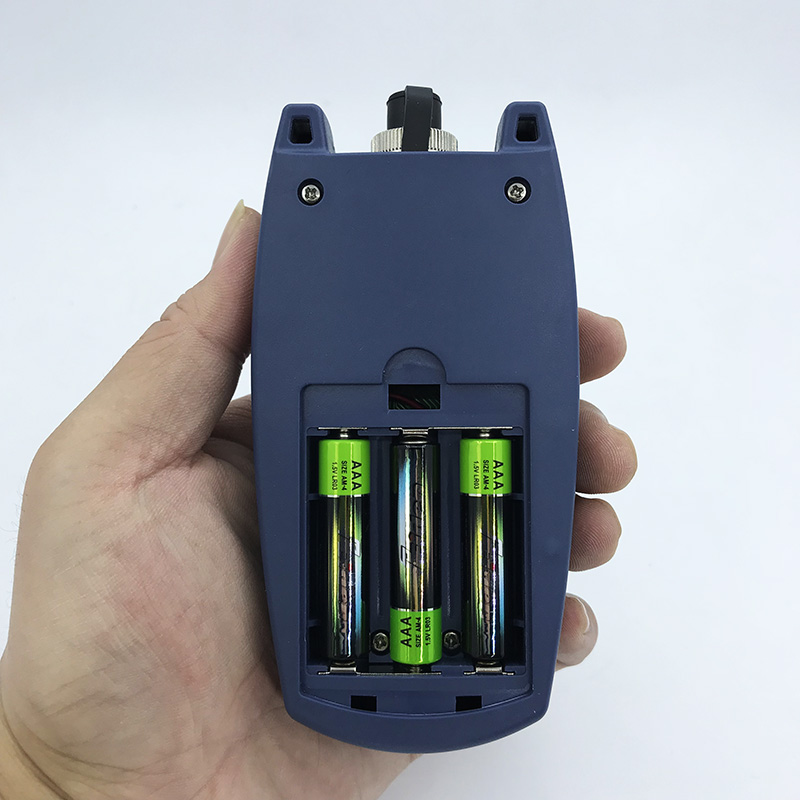 Image 5 - FTTH Mini Optical Power Meter King 70S Type A OPM Fiber Optical  Cable Tester  70dBm~ 10dBm SC/FC Universal interface Connector-in Fiber  Optic Equipments from Cellphones