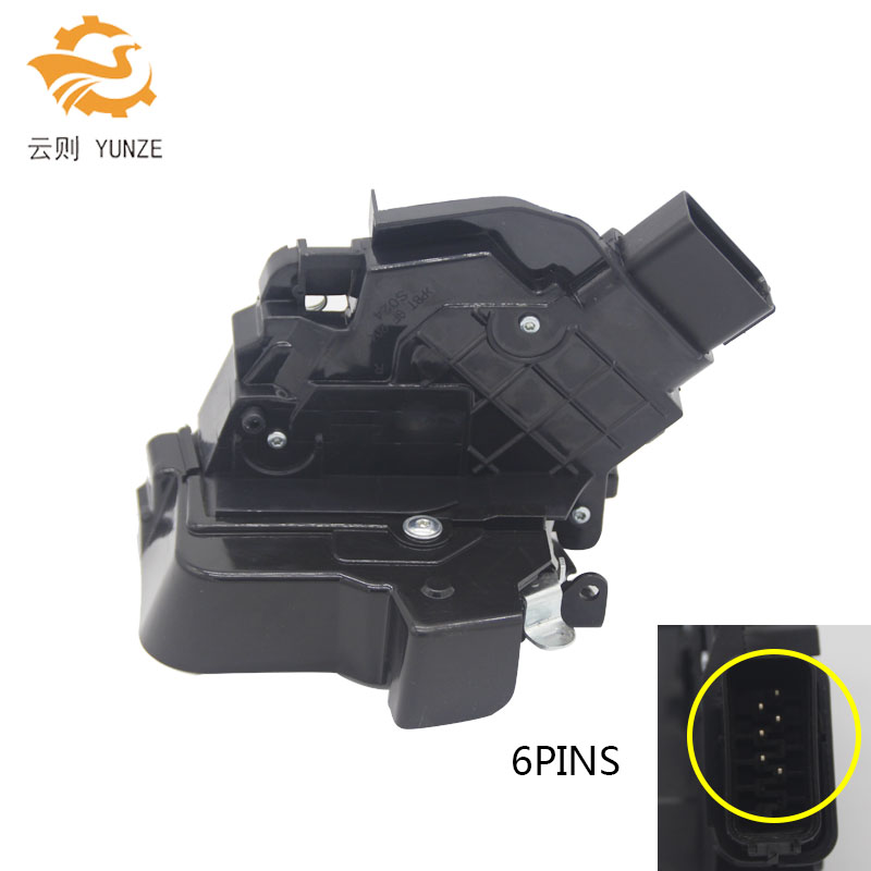 3M5A-R21812-AL 3M5AR21812AL FRONT RIGHT PASSENGER SIDE CENTRAL DOOR LOCK ACTUATOR FOR FORD FOCUS 1.8 MK2 C-MAX II