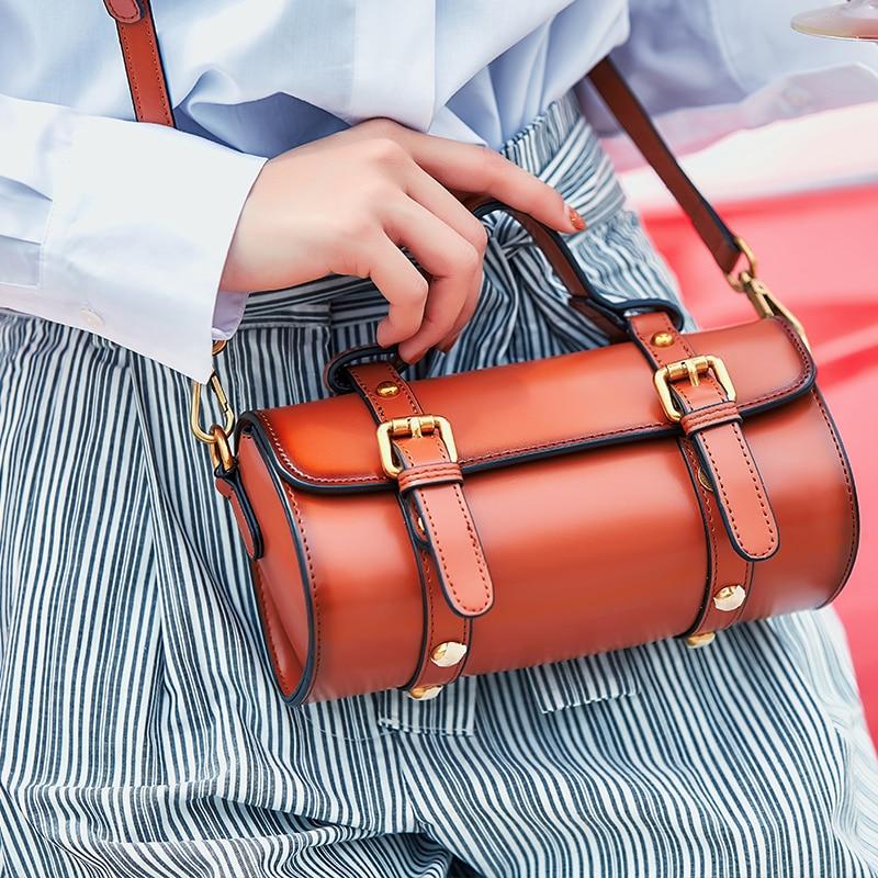 26bcd8d40 PASTE Ladies Genuine Leather Handbag Luxury Handbags Women Bags Designer  Crossbody Bags For Women Shoulder Bag Female Handbags