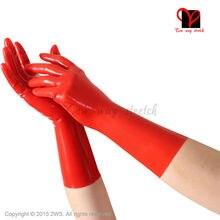Latex Short Gloves Wrist