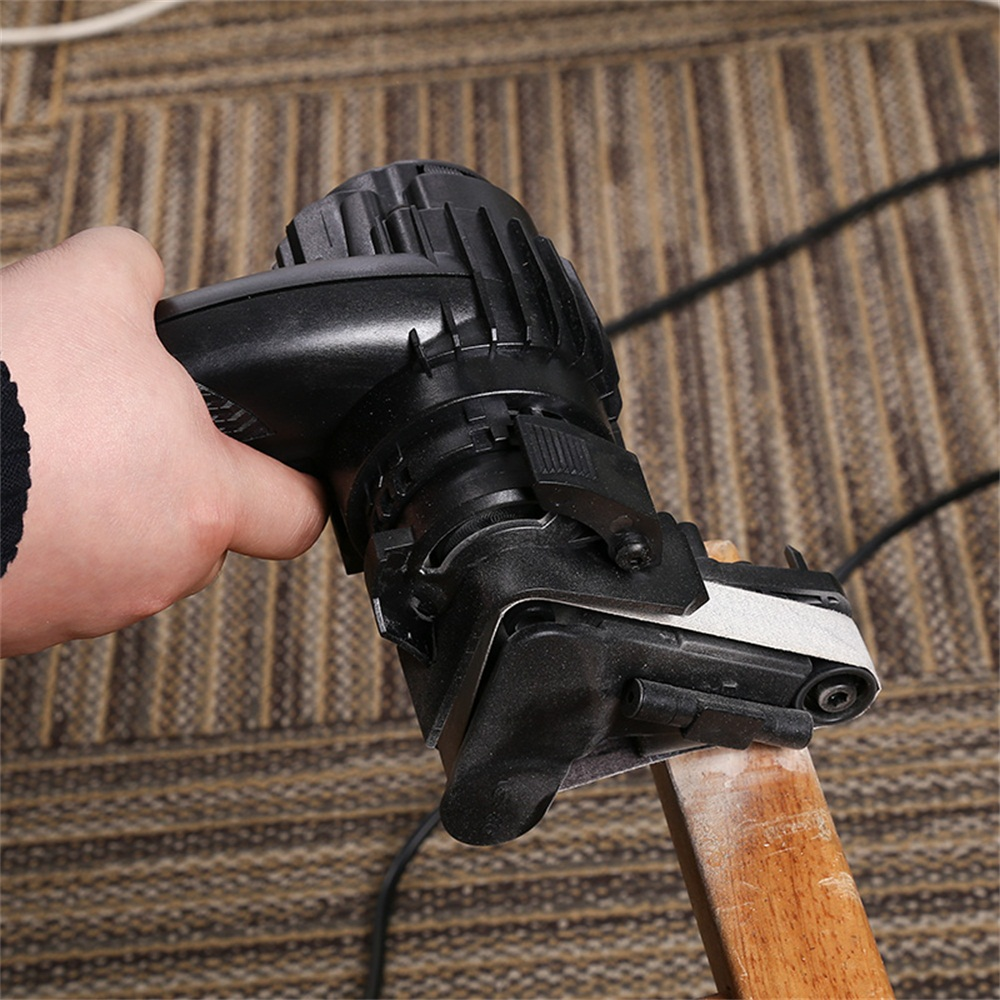 Portable Electric Knife Tool drill sharpener sharpening drill Adjustable multitool Knife Sharpener Sharpening Tool power tool electric knife tool sharpener ken onion edition flexible abrasive belts variable speed motor multi positioning sharpening module