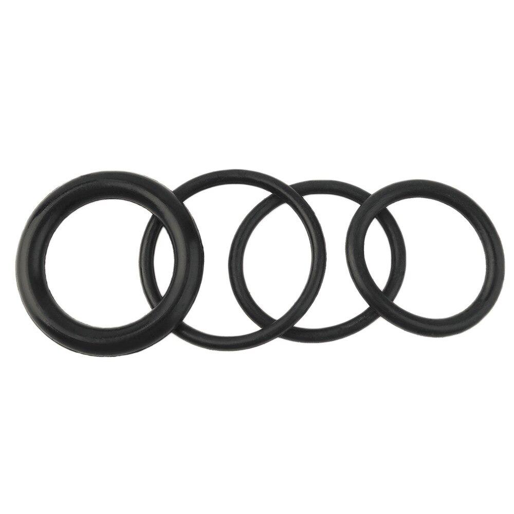 225pcs Rubber O Ring O-Ring Washer Seals Gasket Assortment Kit Black fit Car