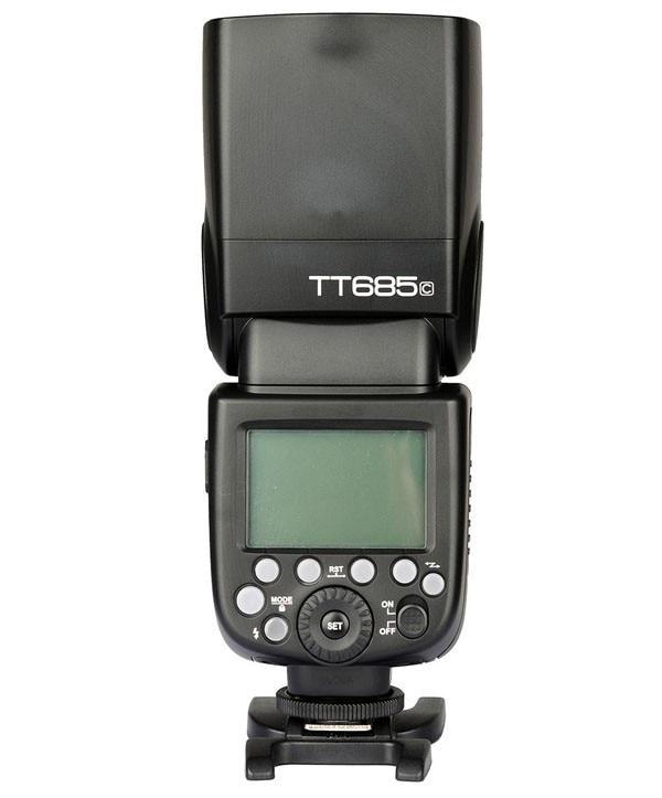 Новое поступление Godox TT685/C TT685C скорость lite HSS высокоскоростной синхронизация внешний ttl для Canon EOS Flash 5D Mark III 1100D 1000D 7D 500D