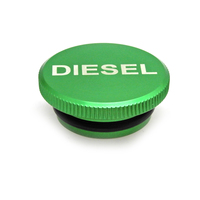 Diesel Billet Aluminum Magnetic Fuel Cap For Dodge Ram 1500 2500 3500 2013 2017