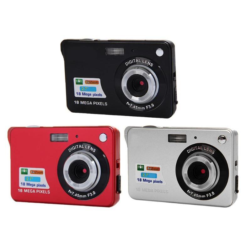 1 st CDC3 2,7 tums digitalkamera TFT HD-skärm 18.0MP CMOS - Kamera och foto