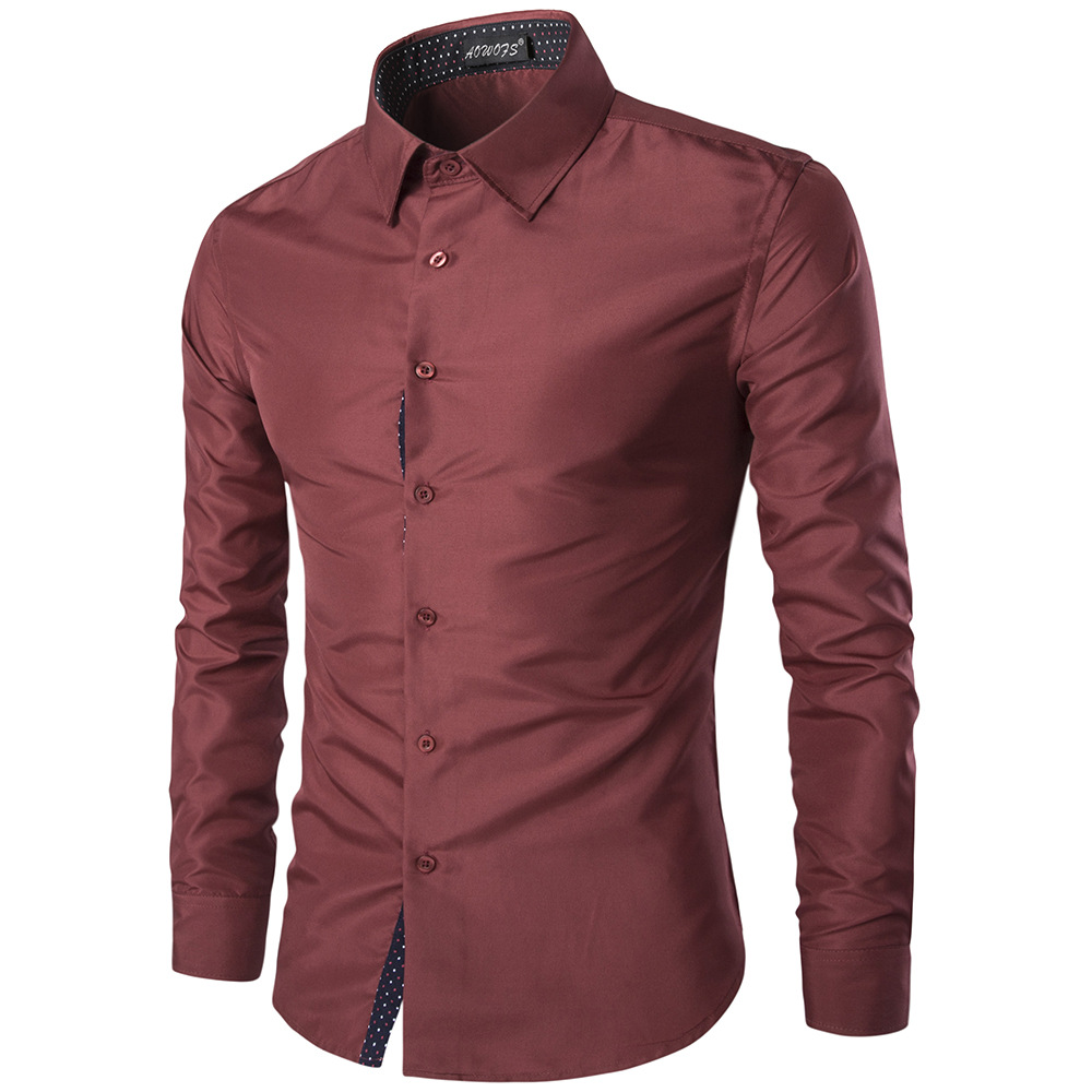 Online buy wholesale rayon dress shirt from china rayon for Buy mens dress shirts online