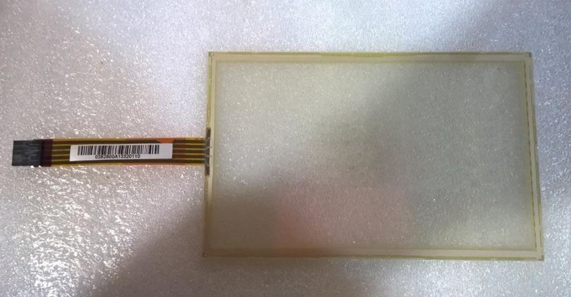 AMT2525 New 7 inch 5 wire Touch Glass AMT 2525 Touch Screen Panel amt9542 amt 9542 touch screen touch glass new 4 wire resistance 12 1 inch