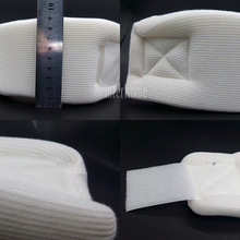 Soft Cervical Collar Neck Foam Brace Support with Nylon Strap