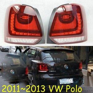 Image 5 - Luz para parachoques delantero de Polo luz LED trasera para lente de polo DRL, haz doble HID de xenón, 2011, 2012, 2013, 2014, 2015, 2016