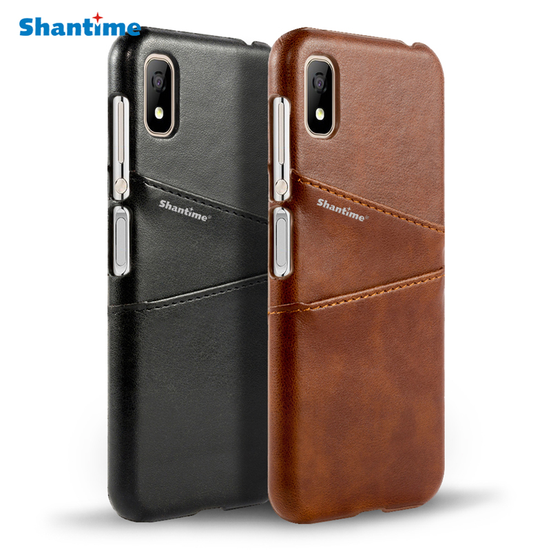 Vintage Pu Leather Wallet Case For Elephone A4 Phone Bag Case For Elephone A4 Business Card Slots Case
