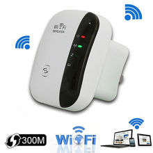 Wireless-N 300Mbps 2.4G Wifi Repeater /Router 802.11n/g/b Amplifier Range Extender Signal Booster with WPS Encryption