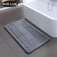 높은 품질 목욕 매트 욕실 침실 비 슬립 매트 거품 깔개 샤워 카펫 욕실 주방 침실 40x60cm 50x80cm ZA 003