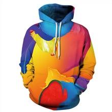 2019 Hoodies man Fashion Men/Women 3d Sweatshirts Print  Hooded Thin Hoody Tracksuits Hip Hop harajuku