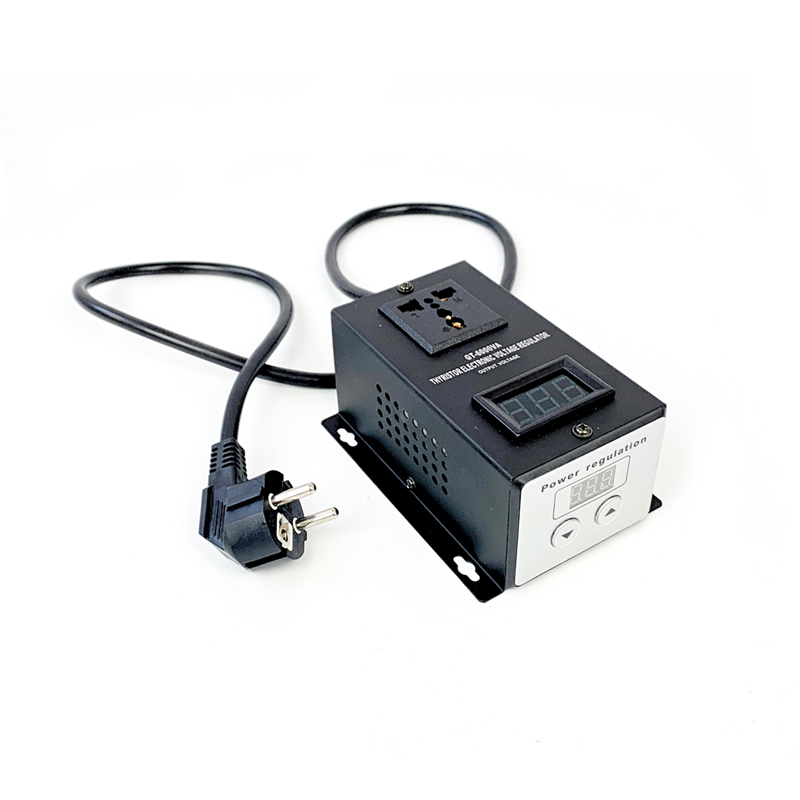 220V /6000W SCR Electronic Voltage Regulator Temperature Motor FAN Speed Controller Dimmer Electric Tool Adjustable