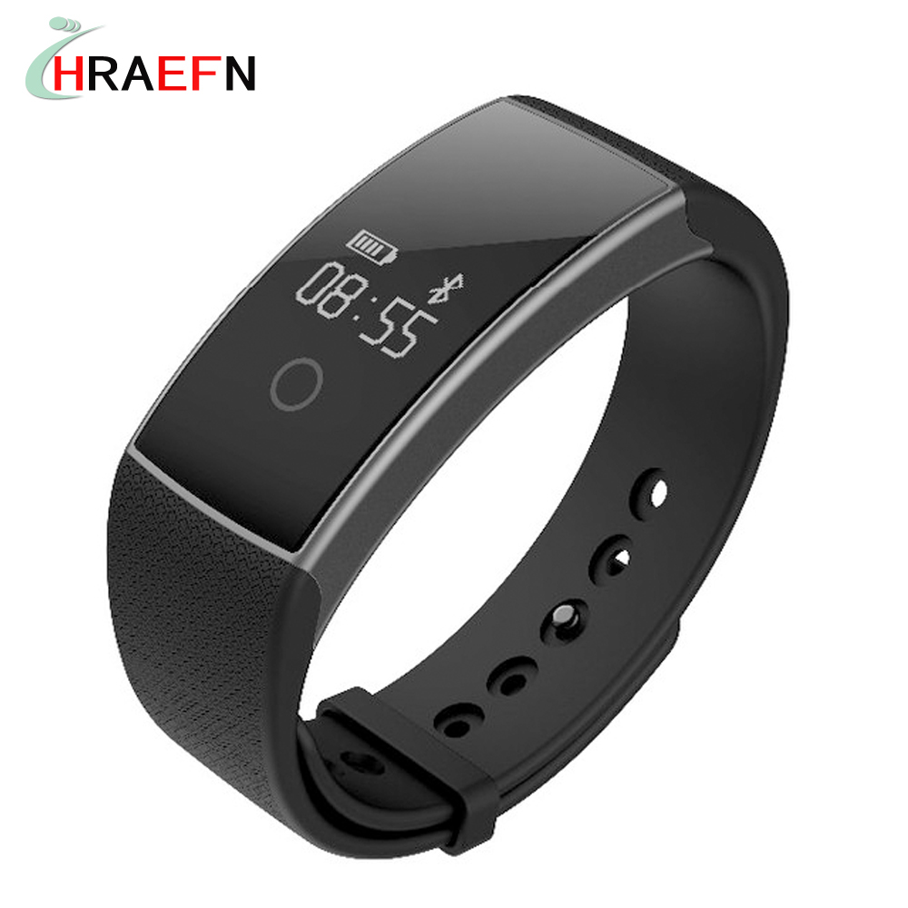 Smart Band A99 Blood Oxygen Heart Rate Monitor smartband sport watch Fitness Tracker sma ...