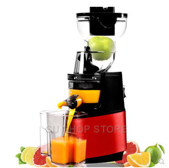 250w powerful 90mm large diameter wide mouth Fruit nutrition slow juicer Fruit Vegetable Tools Multifunctional Fruit Squeezer ez 551 plastic material juice extractor juicer multifunctional fruit vegetable juicers 1501ml squeezer hand feed diameter 12cm
