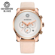 2018 Fashion Men Watch OCHSTIN Top Brand Luxury Casual Quartz Watches Pilot Military Sports Wristwatch Relojes Hombre Clock claudia new business casual dress watches men pu leather quartz military watch luxury brand wristwatch relojes hombre 2016 clock