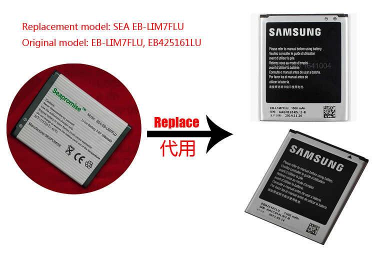 GT-I8190N Galaxy S3 mini GT-I8200L GT-I8200 Value Edition 1500mAh ...