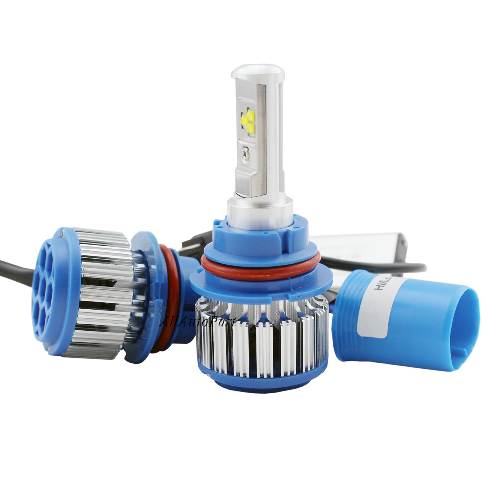 Car Canbus Headlight Replacement Kits Bulb H4 H13H/L HB1/9004 HB5/9007 Auto Front Bulb T1Replacement Headlamp 6000K Car Lighting 12v led light auto headlamp h1 h3 h7 9005 9004 9007 h4 h15 car led headlight bulb 30w high single dual beam white light