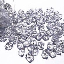 Хрустальный акриловый камень драгоценный камень ледяные камни ваза завод гидропоники 150 шт мульти разноцветные орнаменты