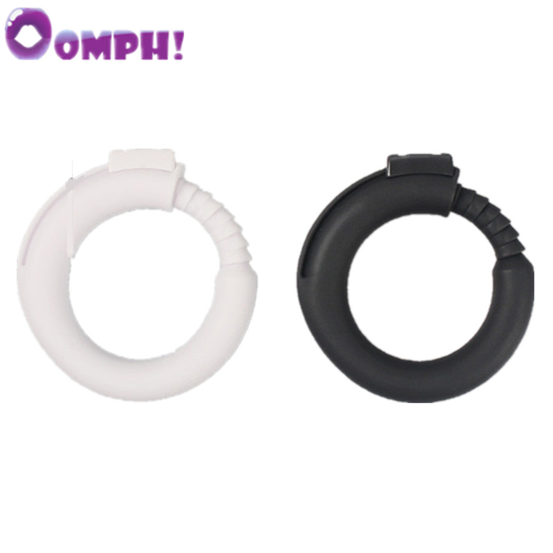 Oomph! Foreskin Resistance O-ring Device Phimosis Adjustable Lock Sex Delay Premature Ejaculation circumcision age and premature ejaculation