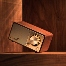 Sangean Mozart Portable Wireless Speaker Bluetooth Speaker Radio FM Pocket Radio Stereo Speaker Portable Radio Parent Kids Gift